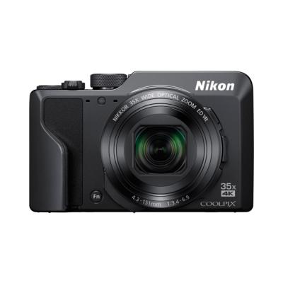 Nikon  COOLPIX A1000 Digitalkamera schwarz   4960759900432