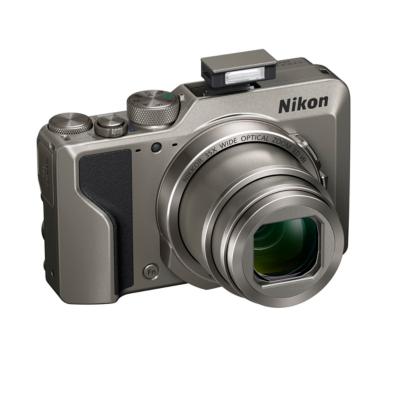 Nikon  COOLPIX A1000 Digitalkamera silber   4960759900449