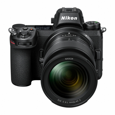 Nikon  Z6 Kit Gehäuse Systemkamera + 24-70 mm / 4 S E Objektiv   4960759901705