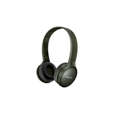 Panasonic  RP-HF410BE-G On Ear Bluetooth Kopfhörer grün | 5025232887392