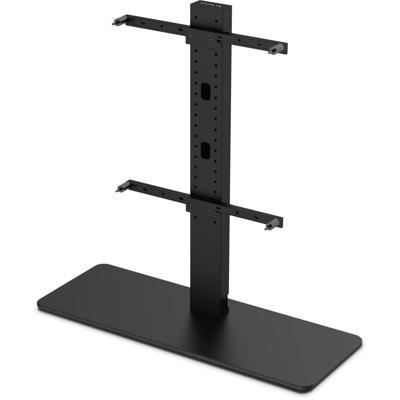 Technisat  Universal-Tischfuß SONATA 1, Aluminium schwarz | 4019588207899