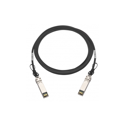 QNAP  CAB-DAC50M-SFPP-DEC02 SFP+ 10GbE twinaxial direct attach cable, 5.0M | 4713213514009