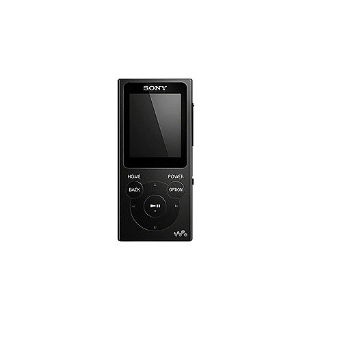 Sony NW-E393 Walkman 4GB MP3-Player (Fotos, UKW-Radio-Funktion) schwarz