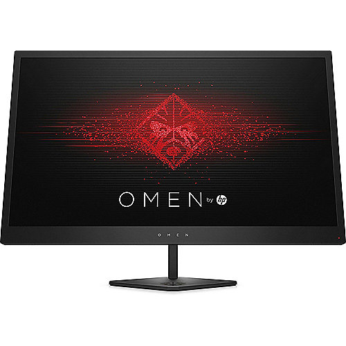 "HP OMEN 25 Gaming-Display 62,23cm(24,5"") FHD VA-Panel mit DP/HDMI/USB"