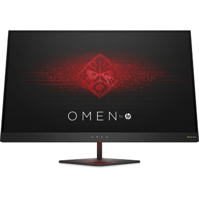 HP  OMEN 27 Gaming-Display 68,58cm(27″) WQHD TN-Panel mit DP/HDMI/USB | 0190781396277