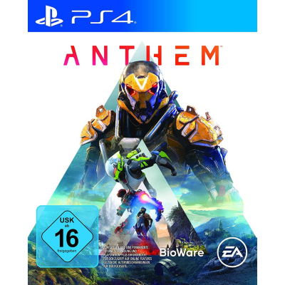 Sony Anthem – PS4 | 5030942121490