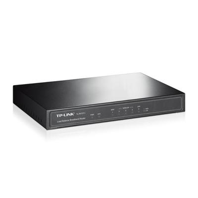 TP-Link  TL-R470T+ 5-Port Multi WAN Loadbalance Breitbandrouter | 6935364040413