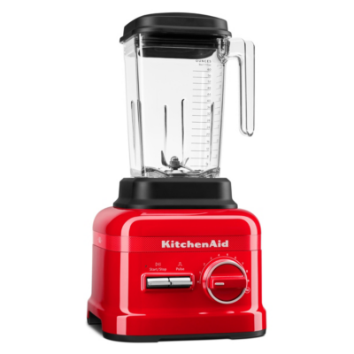 "KitchenAid  5KSB6060HESD ""Queen of Heart"" Artisan Standmixer High Performance Rot 
