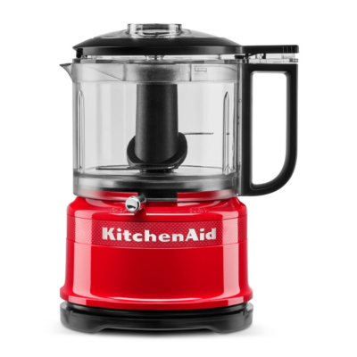 "KitchenAid  5KFC3516HESD ""Queen of Heart"" Mini Küchenmaschine/Food Processor Rot 