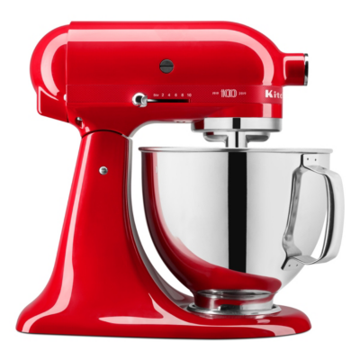 "KitchenAid  ARTISAN 5KSM180HESD ""Queen of Heart"" Küchenmaschine 4,8L 