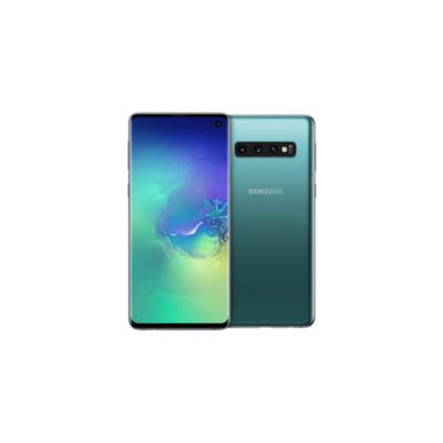 Samsung GALAXY S10 prism green G973F 128 GB Android 9.0 Smartphone auf Rechnung bestellen