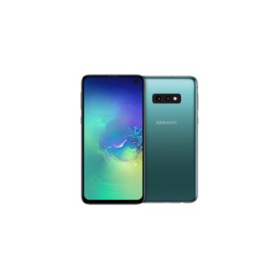 Samsung GALAXY S10e prism green G970F 128 GB Android 9.0 Smartphone auf Rechnung bestellen