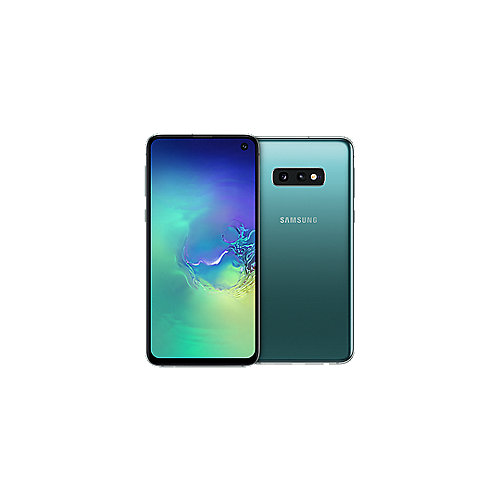 Samsung GALAXY S10e prism green G970F 128 GB Android 9.0 Smartphone