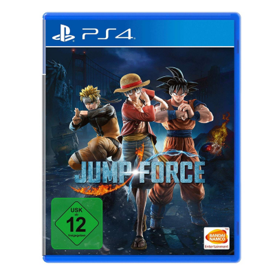 Sony Jump Force – PS4 | 3391892000405