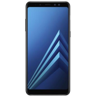 Samsung  GALAXY A8 A530F Dual-SIM 32GB black Android 7.1 Smartphone | 8801643051587