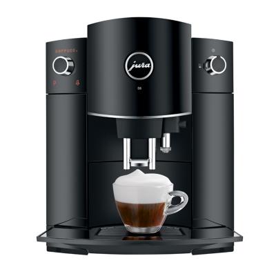 Jura  D6 Piano Black Kaffeevollautomat | 7610917153244