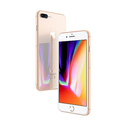 Apple iPhone 8 Plus 256 GB Gold MQ8J2ZD A auf Rechnung bestellen