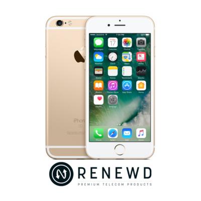 Renewd Apple iPhone 6S 32 GB Gold | 8719743484818