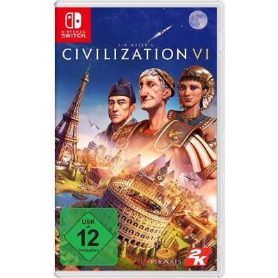 Nintendo Civilization VI –  Switch | 5026555067584