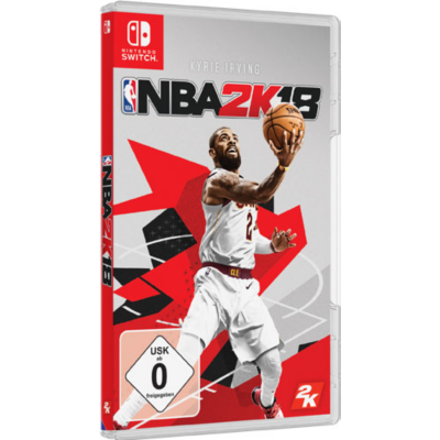 Nintendo NBA 2k18 –  Switch | 5026555066648