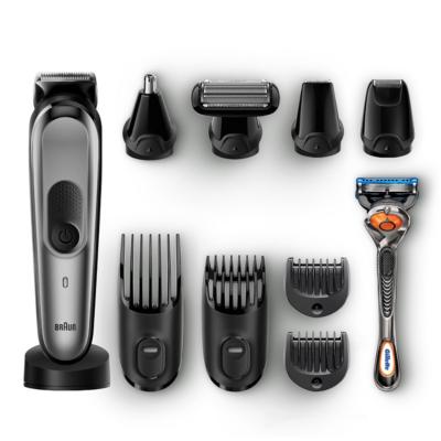 Braun  MGK 7021 MultiGrooming Kit 10-in-1-Trimmer schwarz/grau | 4210201216476