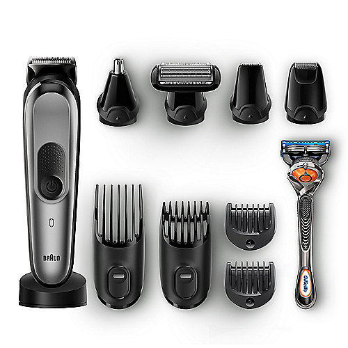 Braun MGK 7021 MultiGrooming Kit 10-in-1-Trimmer
