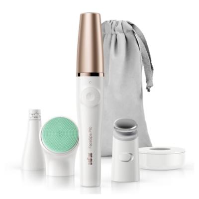 Braun  FaceSpa Pro 913 3-in-1-Beautygerät weiß/bronze | 4210201185895