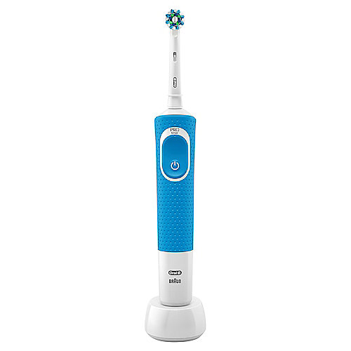 Oral-B Vitality 100 CrossAction Elektrische Zahnbürste blau