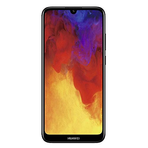 HUAWEI Y6 2019 Dual SIM midnight black Android 9.0 Smartphone auf Rechnung bestellen