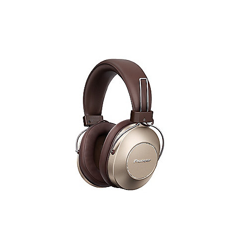 Pioneer SE-MS9BN Bluetooth Noise Cancelling Over-Ear-Kopfhörer gold