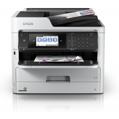 Epson  WorkForce Pro WF-C5790DWF BAM Multifunktionsdrucker Scanner Kopierer Fax | 8715946653341