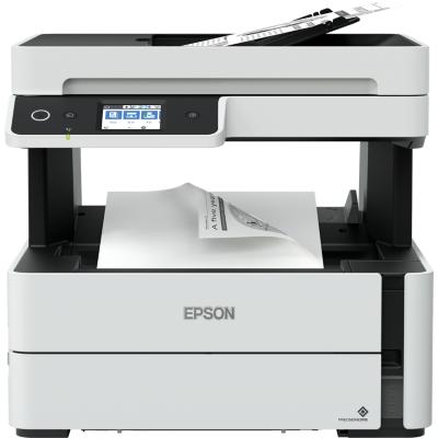 Epson  EcoTank ET-M3140 S/W-Drucker Scanner Kopierer Fax USB + 3 Jahre Garantie* | 8715946655079