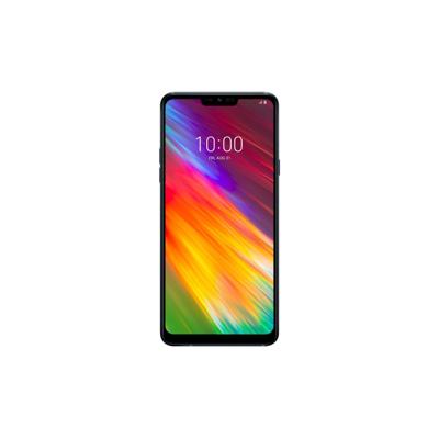 LG  G7 fit 32GB Dual-SIM aurora black Android 8.1 Smartphone   8806087036145