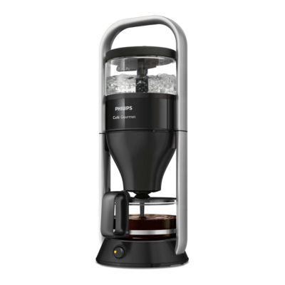 Philips  Café Gourmet HD5408/20 Kaffeemaschine schwarz   8710103797746