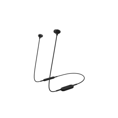 Panasonic  RP-NJ310BE-K In-Ear Kopfhörer Bluetooth schwarz | 5025232890040
