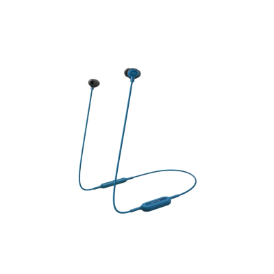 Panasonic  RP-NJ310BE-A In-Ear Kopfhörer Bluetooth blau | 5025232890057