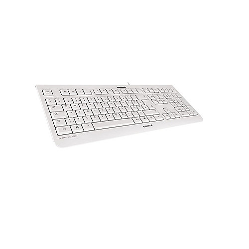 Cherry KC 1000 US -Layout Keyboard USB beige