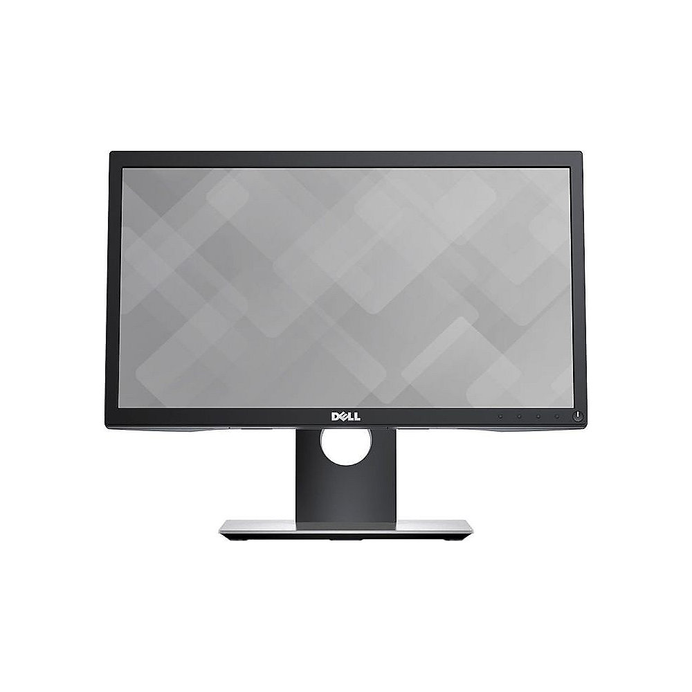 "DELL P2018H 49,5cm (19,5"") WSXGA Office-Monitor TN HDMI/DP/VGA 250cd/m² 16:9"