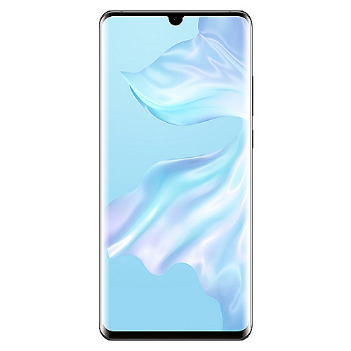 HUAWEI P30 Pro 128GB black Android 9.0 Smartphone mit Leica Quad-Kamera