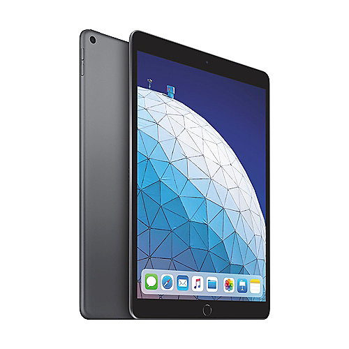 "Apple iPad Air 10,5"" 2019 Wi-Fi 64 GB Space Grau MUUJ2FD/A"