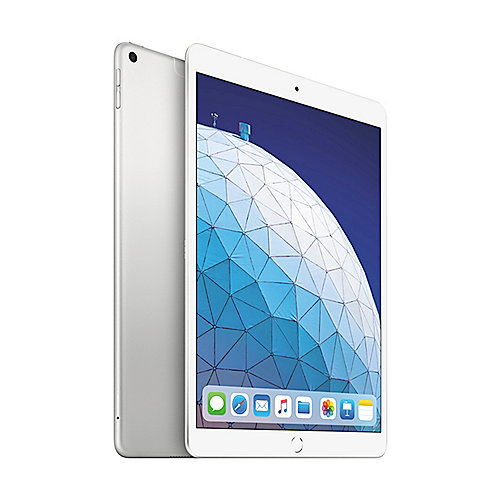 "Apple iPad Air 10,5"" 2019 Wi-Fi + Cellular 64 GB Silber MV0E2FD/A"
