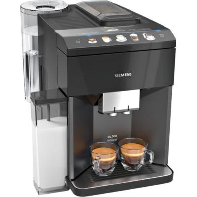 Siemens  TQ505D09 EQ.500 integral Kaffeevollautomat schwarz | 4242003837412
