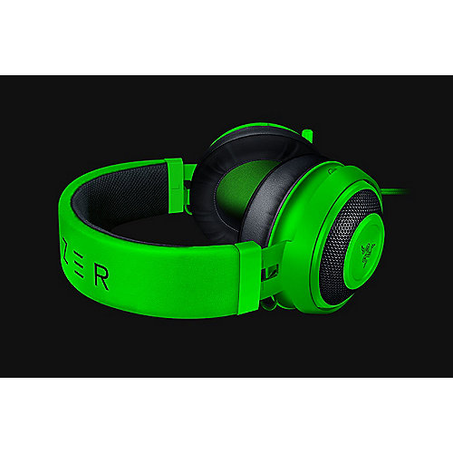 Razer Kraken Green Gaming Headset grün