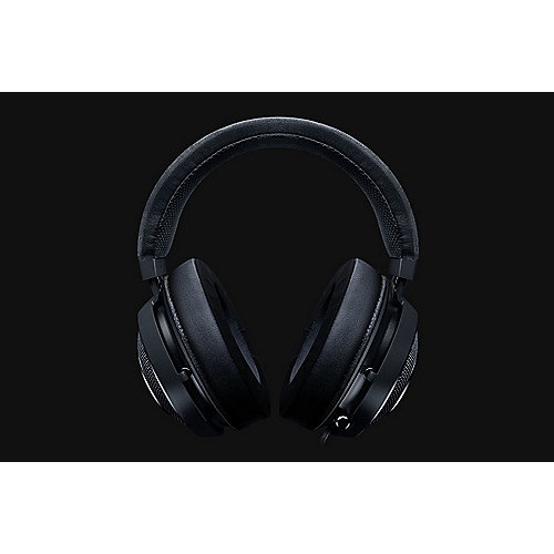 Razer Kraken Black Gaming Headset schwarz