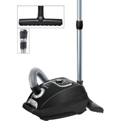 Bosch  BGB75A59 Ergomaxx´x Bodenstaubsauger mit Beutel schwarz   4242005129430
