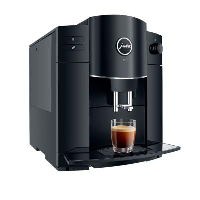 Jura  D4 Piano Black Kaffeevollautomat | 7610917152216