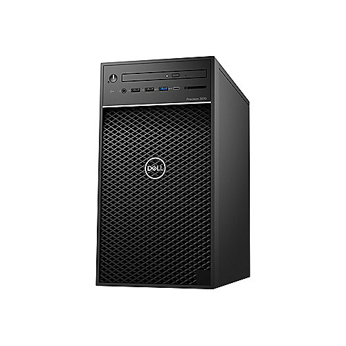 Dell Precision T3630 - i7-8700K 16GB/256GB SSD/1TB SATA Intel HD 630 Win10Pro