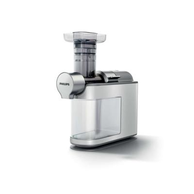 Philips  HR1945/80 Avance Collection Slow Juicer Entsafter 200 Watt weiß/grau | 8710103800477