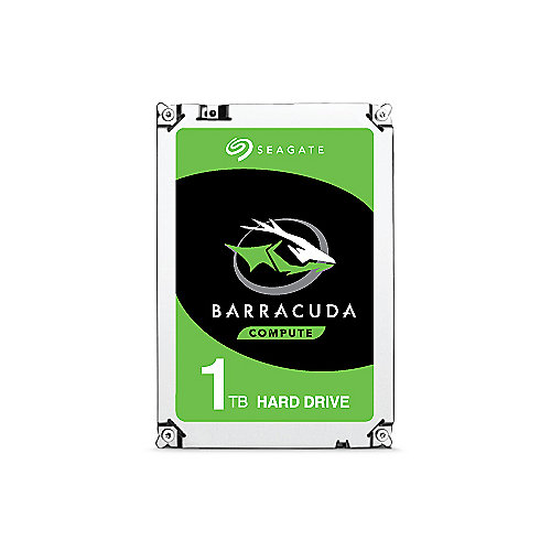 Seagate BarraCuda HDD ST1000DM010 - 1TB 64MB 3.5zoll SATA600