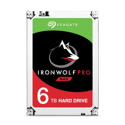 Seagate  IronWolf Pro NAS HDD ST6000NE0023 6TB 7200rpm 256MB SATA600 | 8592978086183